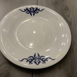 kahla- tatoo plates- bord 26 cm – dinerbord