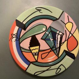ceramique- XO-Apilco- piro kao- dessertbord
