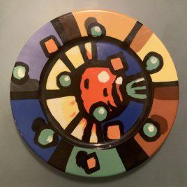 ceramique- XO-Apilco- dinerbord