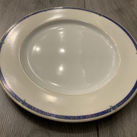 Medard de Noblat-dinerbord – tamaris blue