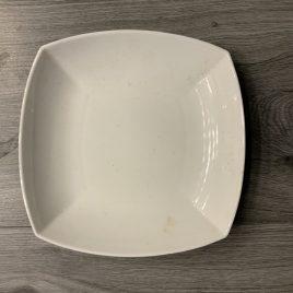 Rosenthal- liberty – vierkant diep bord
