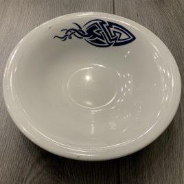 kahla- tatoo plates- bord diep 22 cm