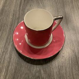 wedgwood- Jasper Conran- colour-esp kop & schotel rose
