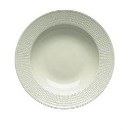 Rörstrand – Swedish Grace- diepe borden met rand 21 cm- celadon