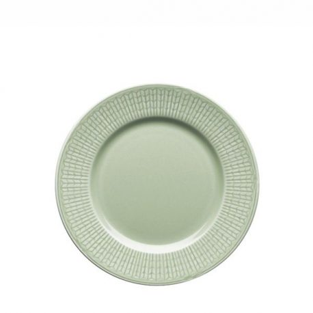 rorstrand-swedish-grace-groen-gebakbordje-17cm