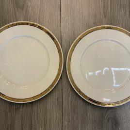 Gollhamer-holy  -diner for two-  2 dinerborden 27 cm –