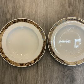 Gollhamer-holy-diner for two-  2 diepeborden 22 cm –