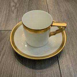 Rorstränd – Nobel- Koffie kop & schotel