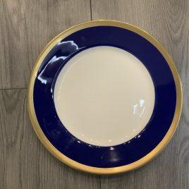 Rörstrand-Nobel-  Dinerbord blauw 26 cm