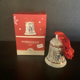 hutschenreuter – kerstklokje 2021- weinnachtsclocke