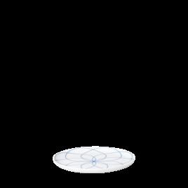 Sieger by Fürstenberg- Seven-Floral Blue- taartbordje