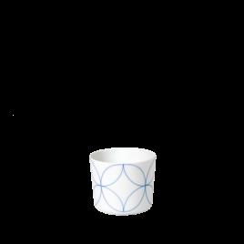 Sieger by Fürstenberg- Seven-Floral Blue- koffiekop